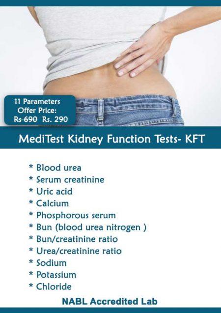 KFT Kidney function test