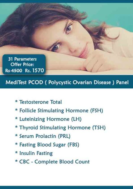 PCOD ( Polycystic Ovarian Disease )